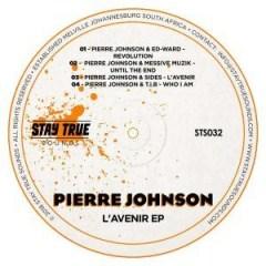 Pierre Johnson - Revolution Ft. Ed-Ward